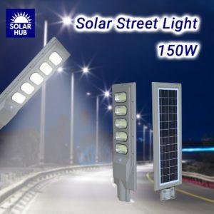Solar Street Light 150w
