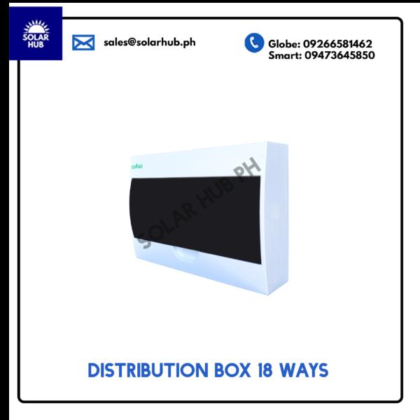 Distribution Box 18 WAYS
