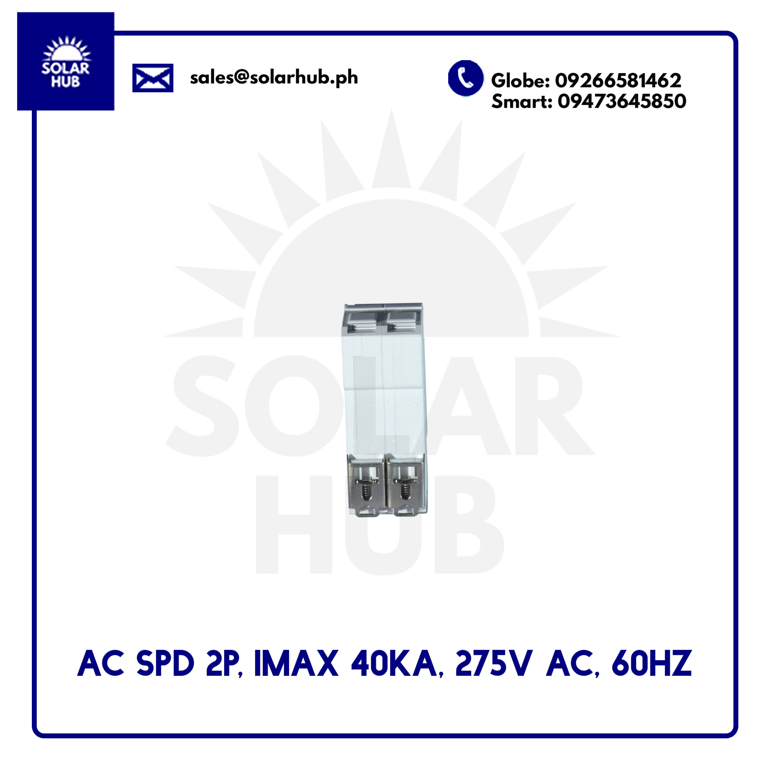Surge Protector Device AC