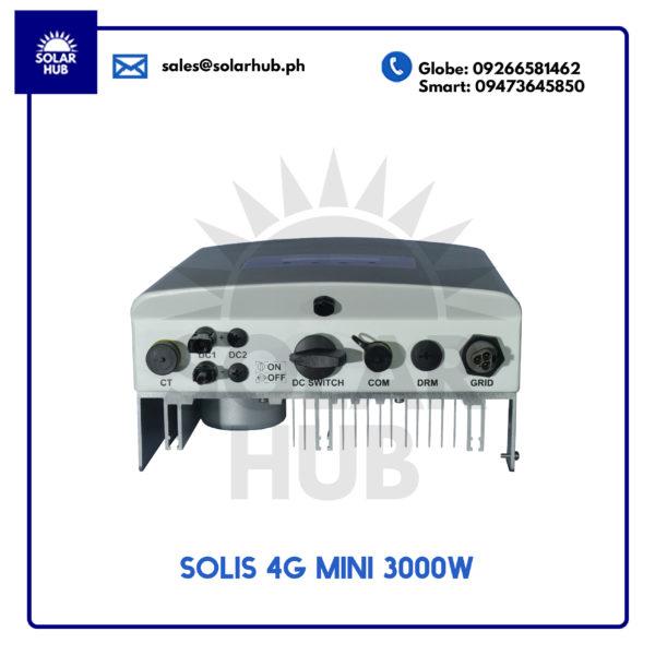 Solis 4G Mini Inverter 3000w