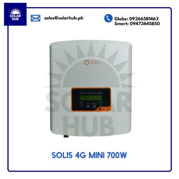 Solis 4G Mini 700w Inverter
