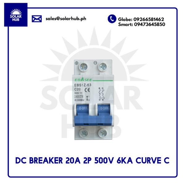 DC BREAKER 20A