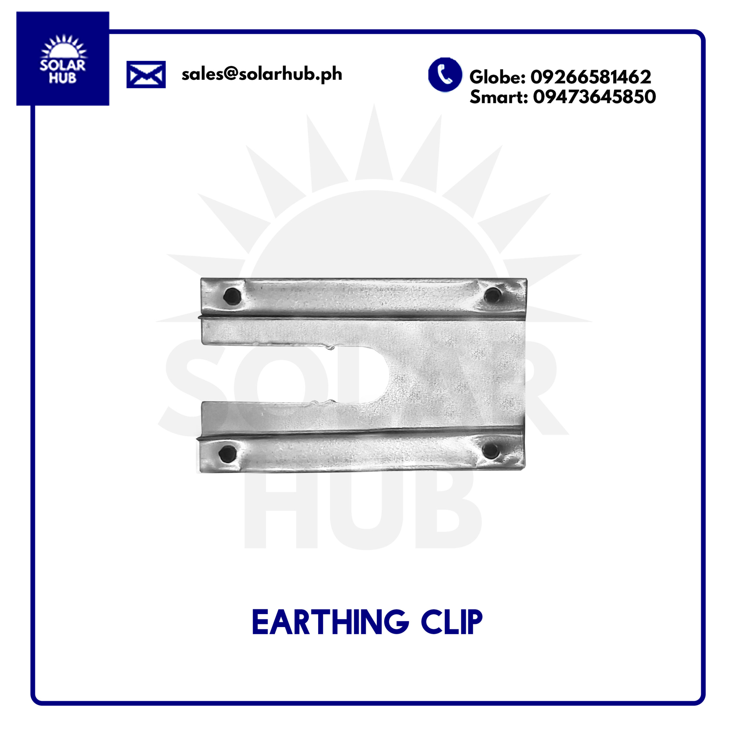 Earthing Clip
