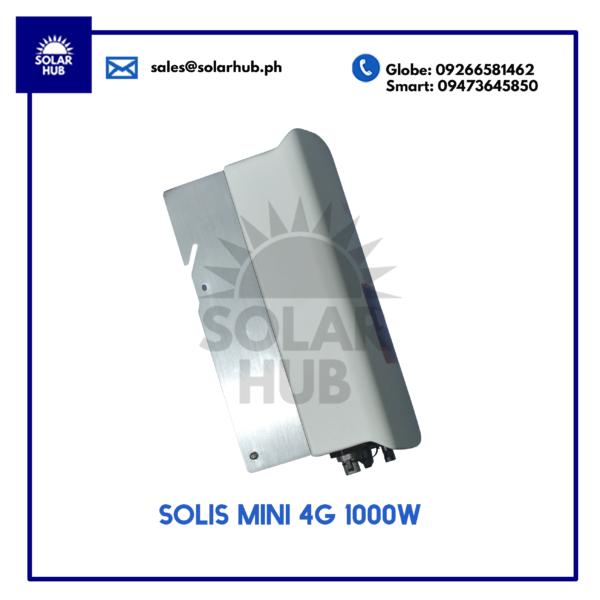 SOLIS MINI 4G 1000W SIDE