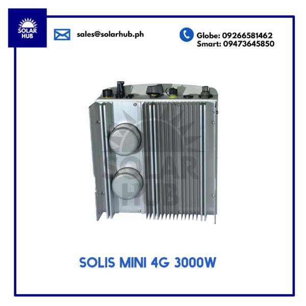 SOLIS MINI 4G 3000W