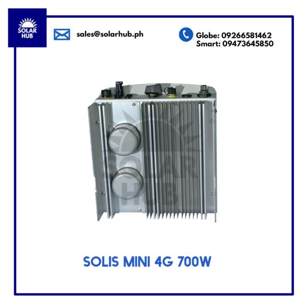 SOLIS MINI 4G 700W