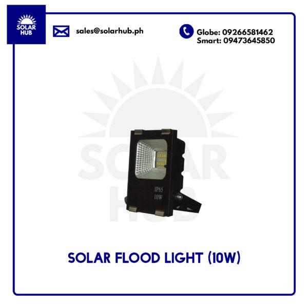 Solar Flood Light 10w