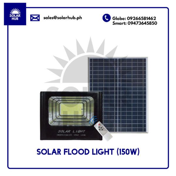 Solar Flood Light 150W