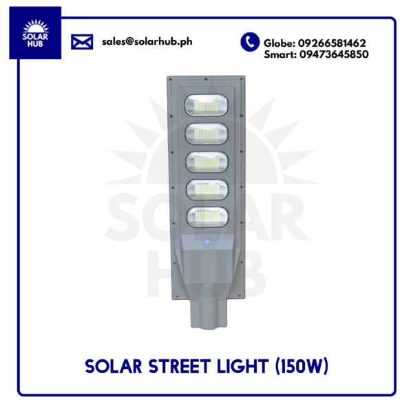 Solar Street Light 150W Outdoor Light