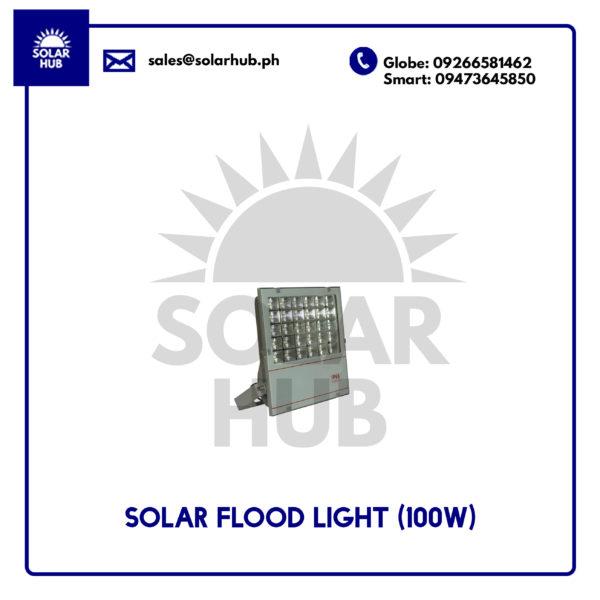 Solar Flood Light 100W