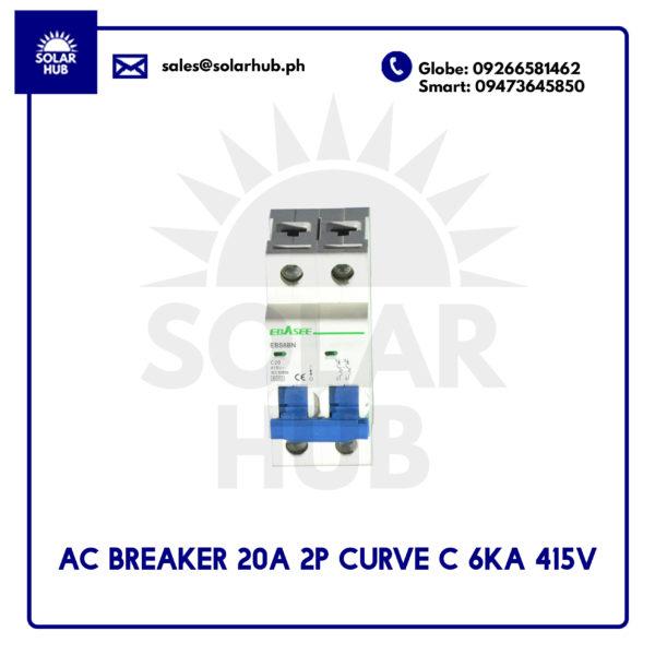 AC Circuit Breaker 20A