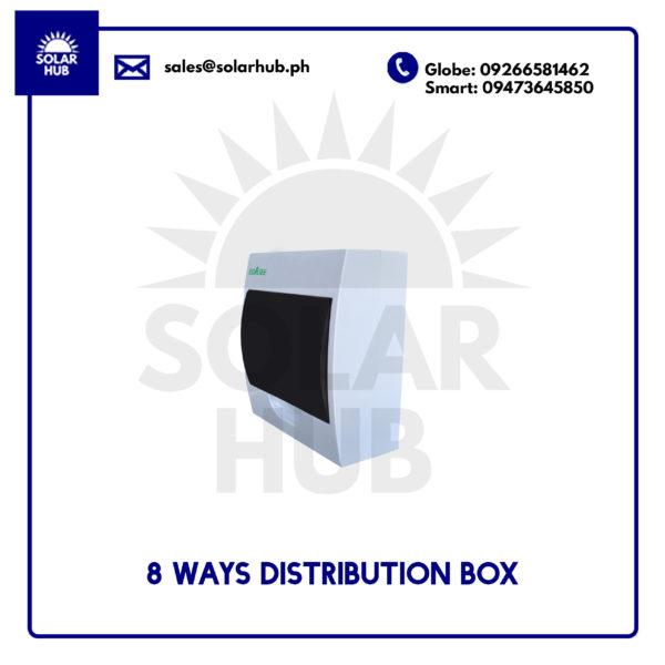 Distribution Box 8 Ways