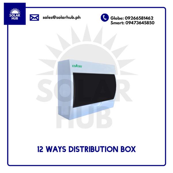 Distribution Box 12 Ways