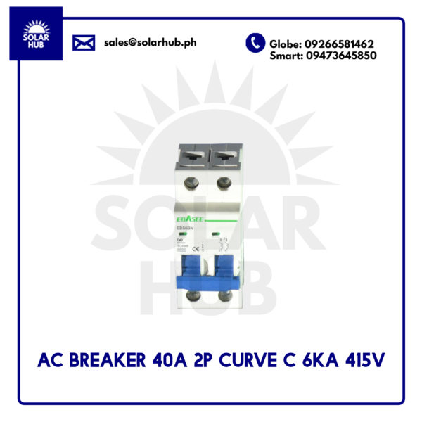 AC Circuit Breaker 40A