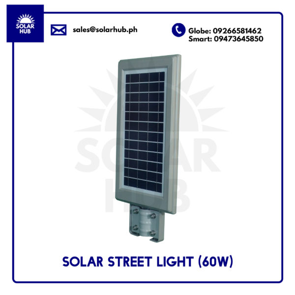 60W Solar Street Light Outdoor Light
