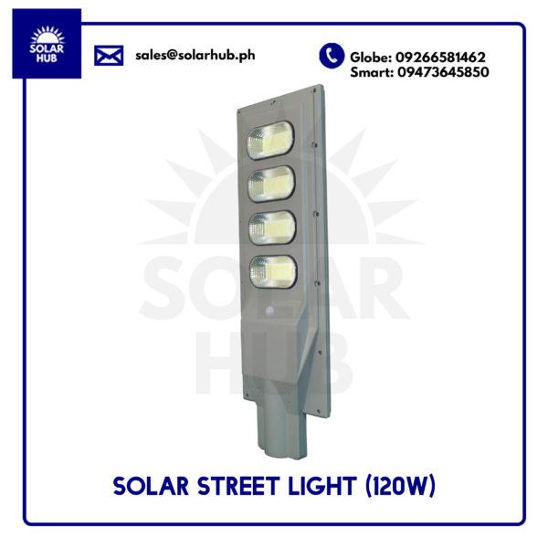 Solar Street Light 120W Outdoor Light