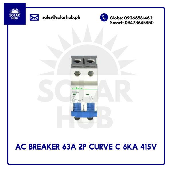 AC Circuit Breaker 63A