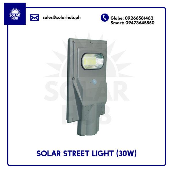 Solar Street Light 30W Outdoor Light