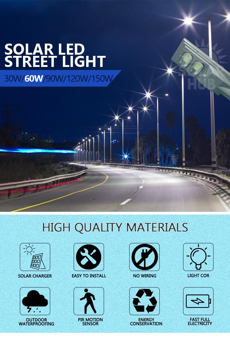 STREET LIGHT IP65 60W