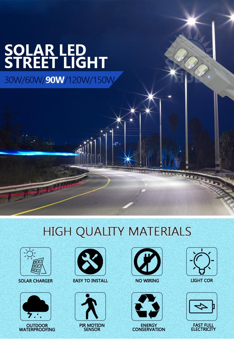 STREET LIGHT IP65 90W