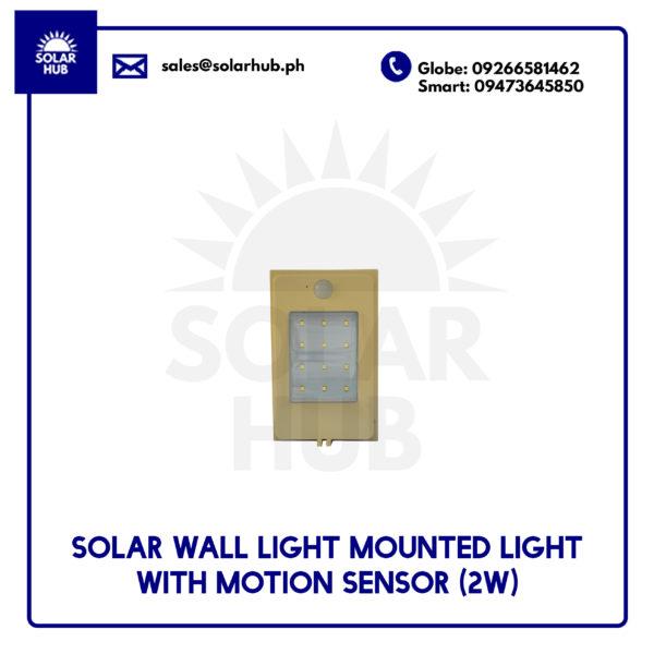 Solar Wall Light Outdoor Light