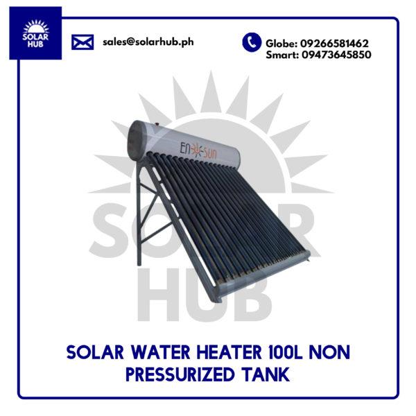 Solar Power Heater