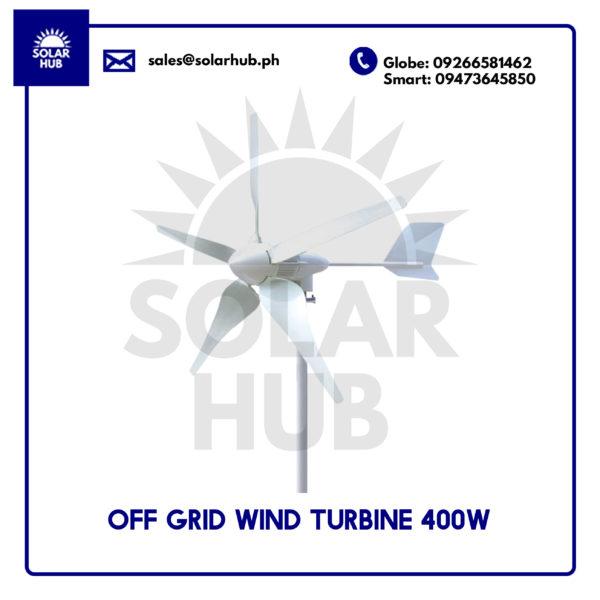 Off Grid Wind Turbine 400W