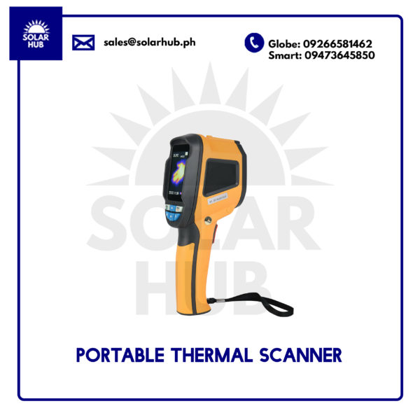 Portable Thermal Scanner