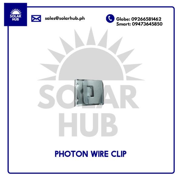 Photon Wire Clip
