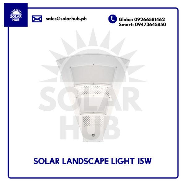 Solar Landscape Light 15W