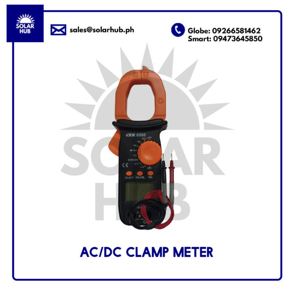 DC/AC Clamp M\eter