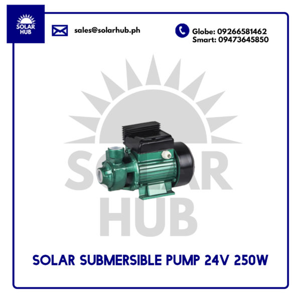 Solar Submersible Pump 12V 250W